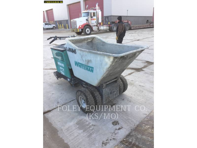 MULTIQUIP CONCRETE EQUIPMENT WBH-16 equipment  photo 4