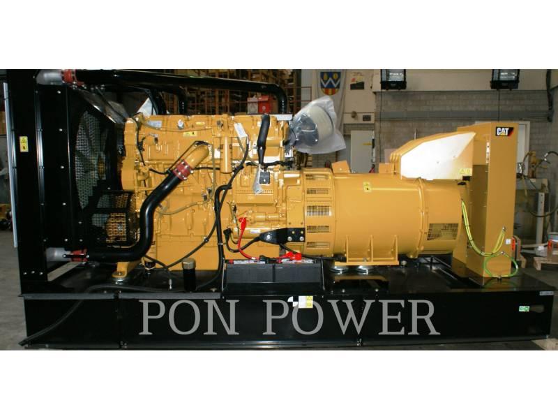 CATERPILLAR 固定式発電装置 C18 DI-TA equipment  photo 1