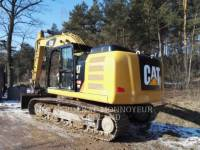 CATERPILLAR KOPARKI GĄSIENICOWE 320F L equipment  photo 3