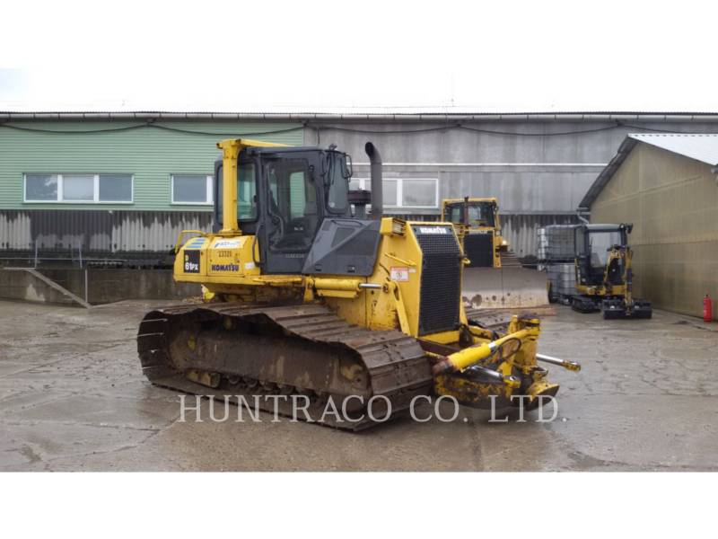 KOMATSU LTD. ブルドーザ D61PX-15 equipment  photo 4