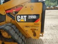 CATERPILLAR DELTALADER 299 D 2 equipment  photo 22