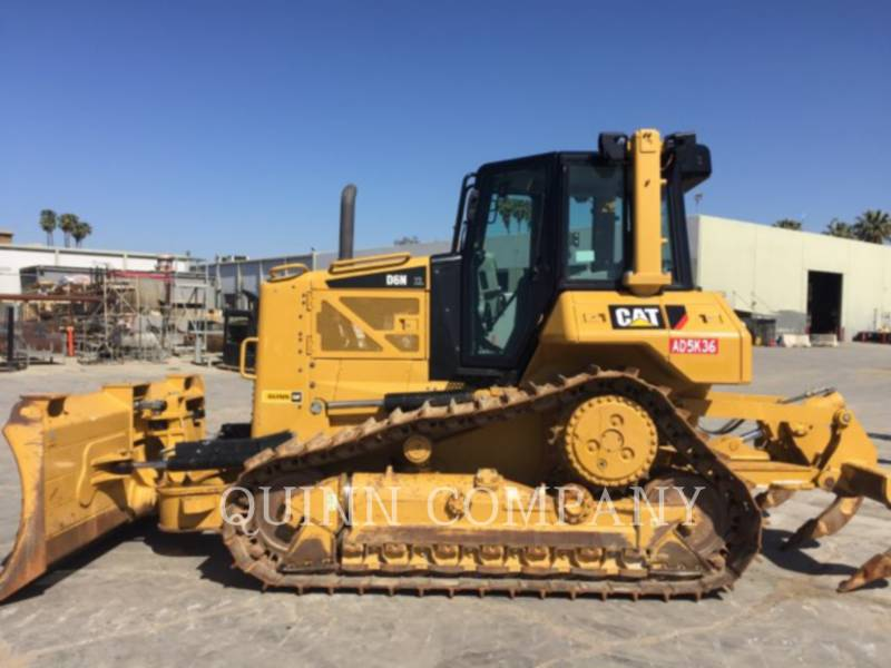 CATERPILLAR TRACTEURS SUR CHAINES D6N XL equipment  photo 4