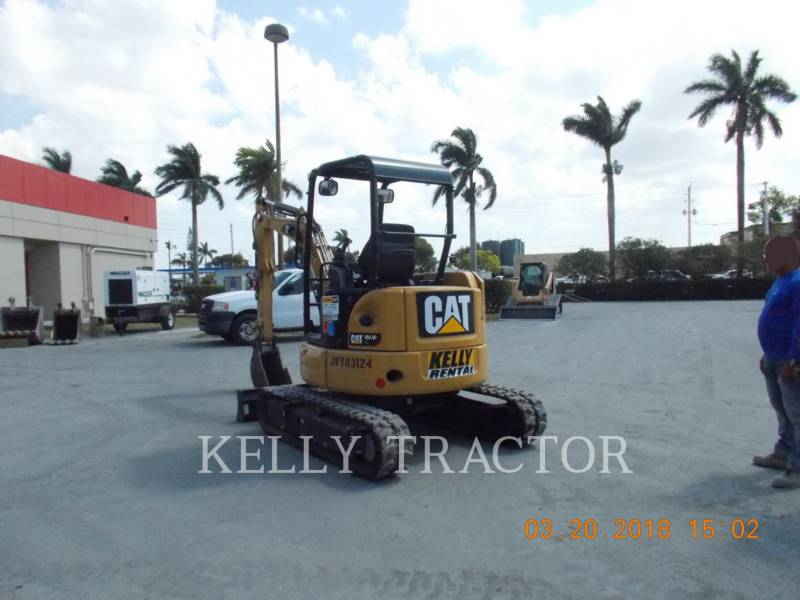 CATERPILLAR EXCAVADORAS DE CADENAS 303.5E2CR equipment  photo 3