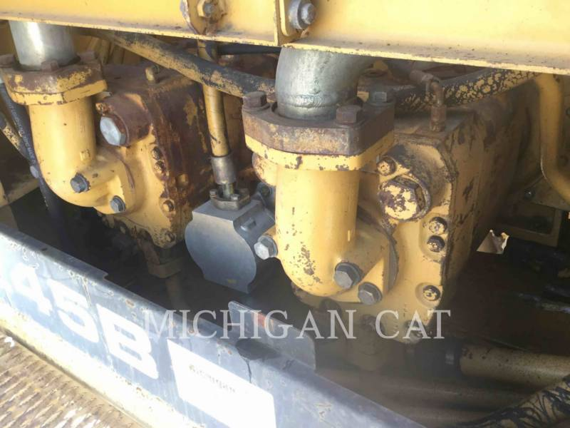 CATERPILLAR KETTEN-HYDRAULIKBAGGER 245B equipment  photo 22