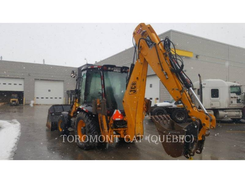 JCB CHARGEUSES-PELLETEUSES 3CX15 equipment  photo 3