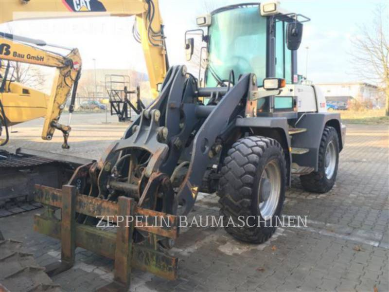 TEREX CORPORATION WHEEL LOADERS/INTEGRATED TOOLCARRIERS TL160 equipment  photo 1