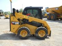 CATERPILLAR PALE COMPATTE SKID STEER 242D A equipment  photo 6