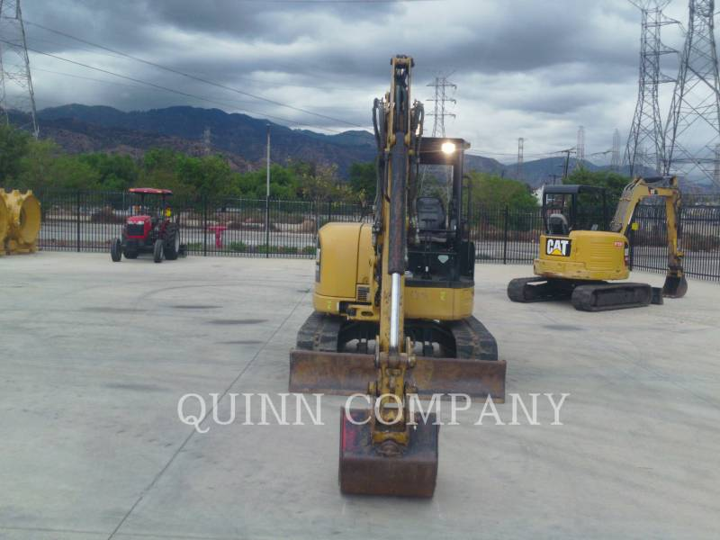 CATERPILLAR トラック油圧ショベル 305.5ECR equipment  photo 2