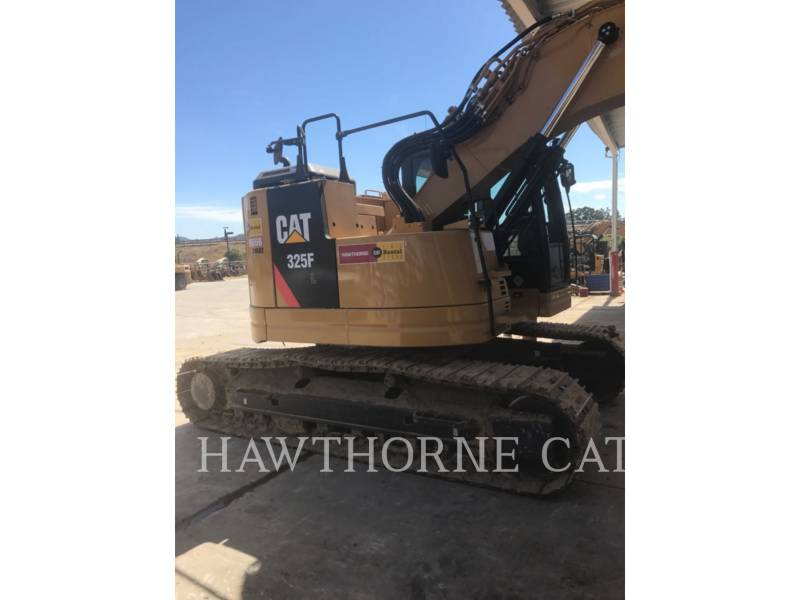 CATERPILLAR PELLES SUR CHAINES 325FLCR equipment  photo 1