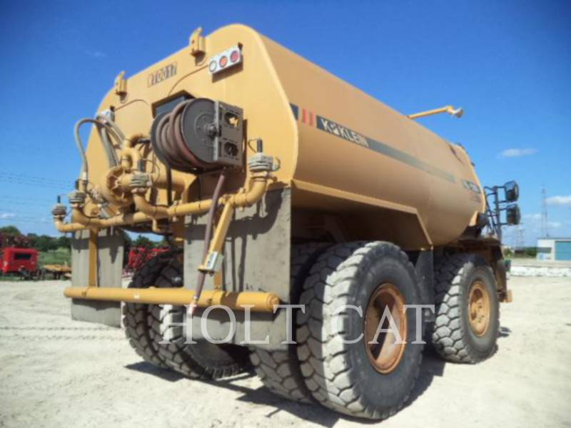 CATERPILLAR CAMIONS CITERNE A EAU W00 773F equipment  photo 3