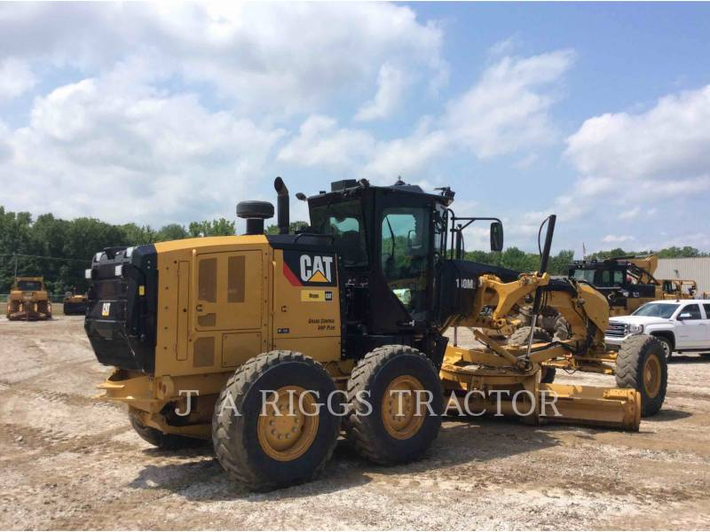 Caterpillar AUTOGREDERE 140M LC14 equipment  photo 3