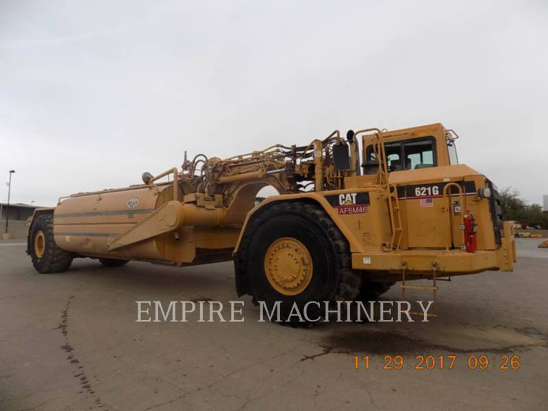 CATERPILLAR MOTOESCREPAS 621G equipment  photo 1