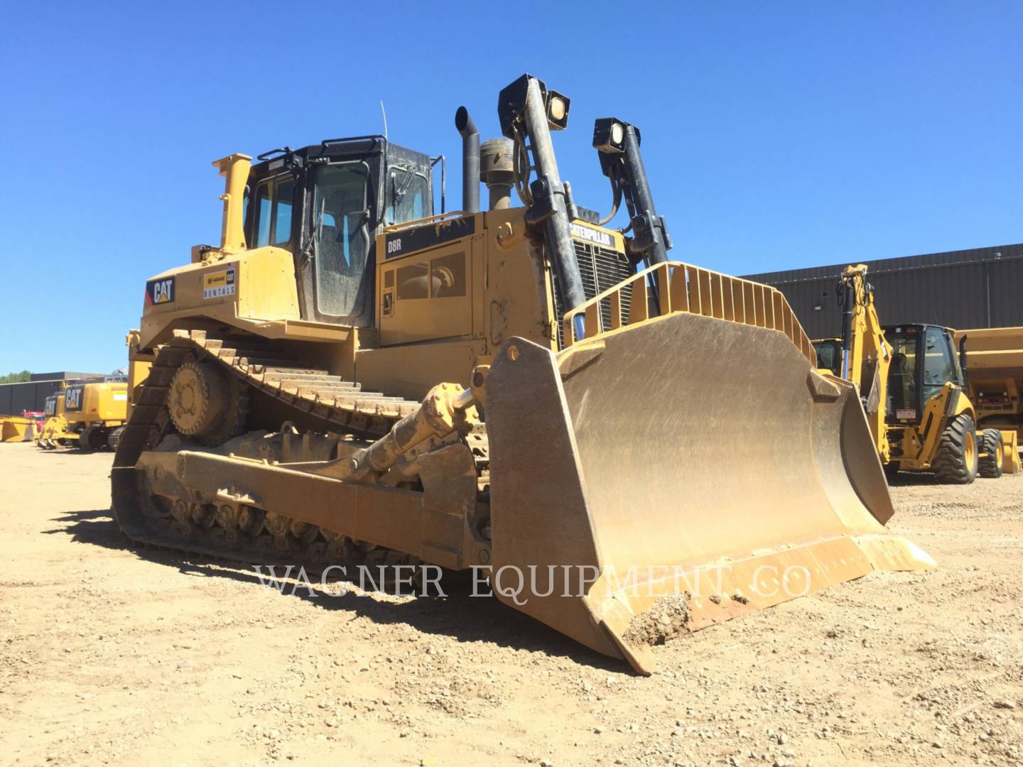 Detail photo of 2012 Caterpillar D8R from Construction Equipment Guide