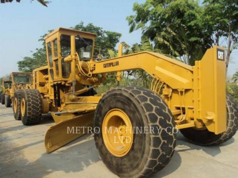 CATERPILLAR MOTOR GRADERS 16G equipment  photo 4