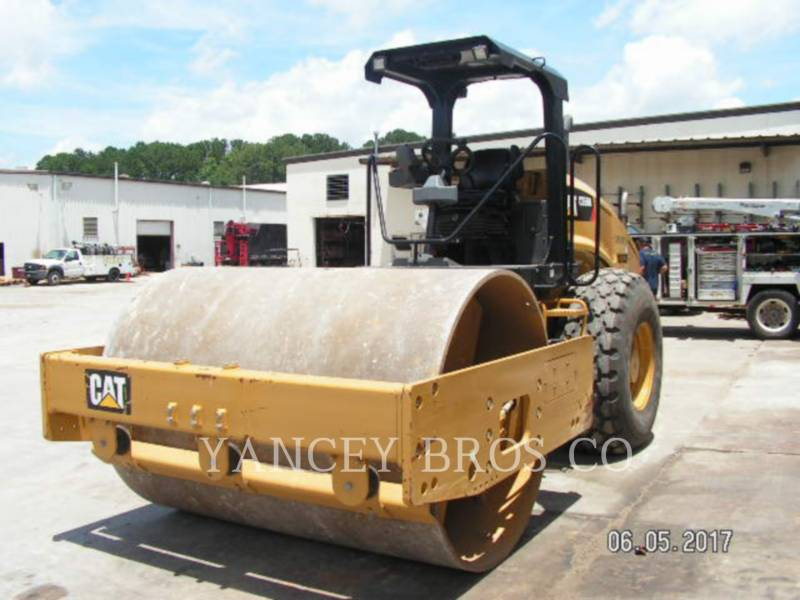 CATERPILLAR COMPACTORS CS56B equipment  photo 1