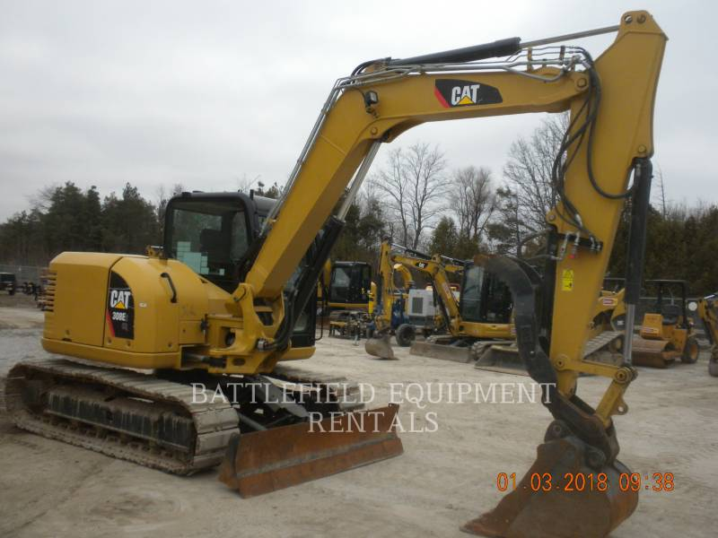 CATERPILLAR KETTEN-HYDRAULIKBAGGER 308E2 CR equipment  photo 3