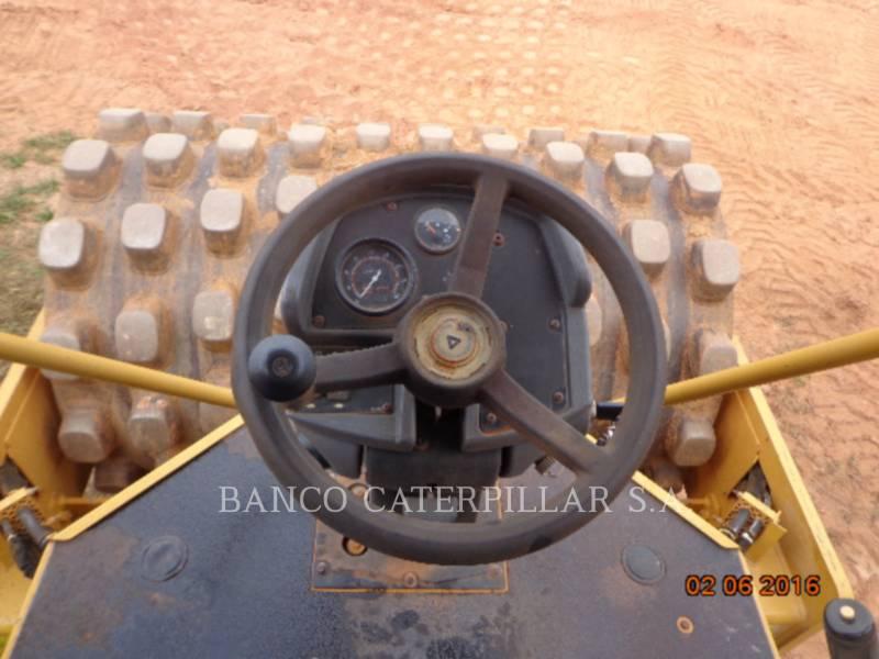 CATERPILLAR SOPORTE DE TAMBOR ÚNICO VIBRATORIO CP56 equipment  photo 11