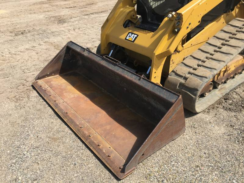 CATERPILLAR MULTI TERRAIN LOADERS 289D equipment  photo 17