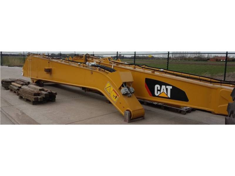 OTHER US MFGRS EXCAVADORAS DE CADENAS Multidocker with Caterpillar technology MH3295 Mat equipment  photo 8