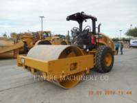CATERPILLAR EINZELVIBRATIONSWALZE, BANDAGE CS54B equipment  photo 4