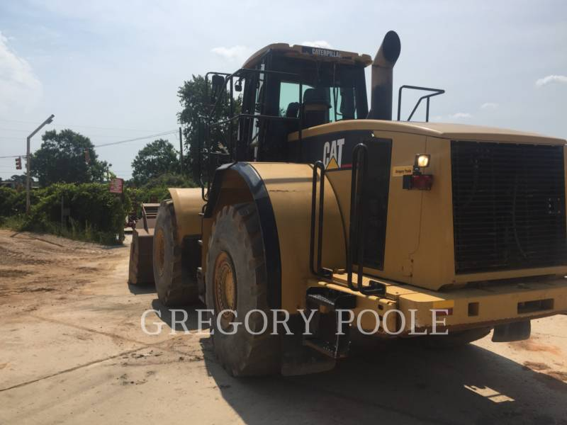CATERPILLAR WHEEL LOADERS/INTEGRATED TOOLCARRIERS 980G equipment  photo 5