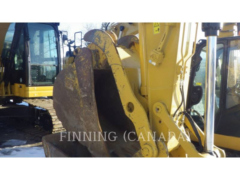 CATERPILLAR PELLES SUR CHAINES 325F equipment  photo 3