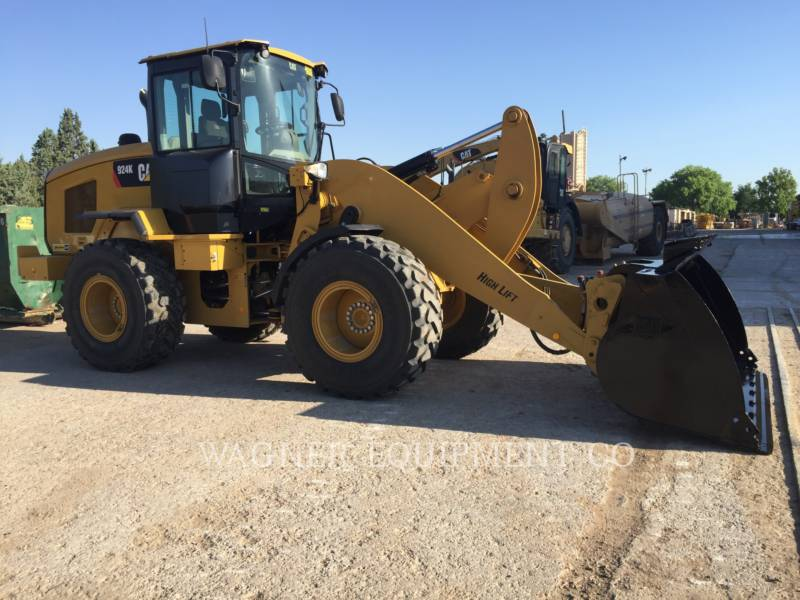 CATERPILLAR WHEEL LOADERS/INTEGRATED TOOLCARRIERS 924K FCHL equipment  photo 3