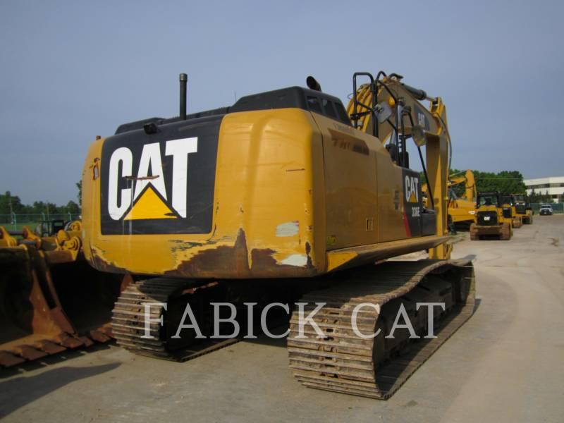 CATERPILLAR EXCAVADORAS DE CADENAS 336EL equipment  photo 4