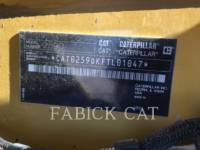 CATERPILLAR DELTALADER 259D C1H2 equipment  photo 2