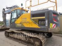 Equipment photo VOLVO CONSTRUCTION EQUIPMENT EC250 PELLES SUR CHAINES 1