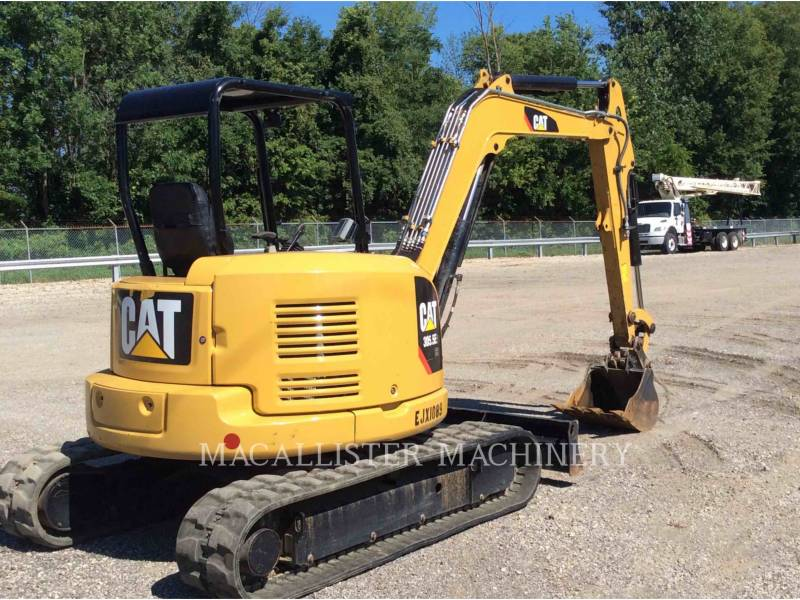 CATERPILLAR EXCAVADORAS DE CADENAS 305.5 equipment  photo 2