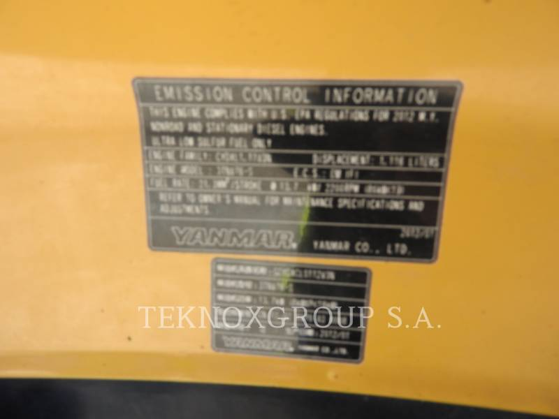 CATERPILLAR EXCAVADORAS DE CADENAS 302.4D equipment  photo 8
