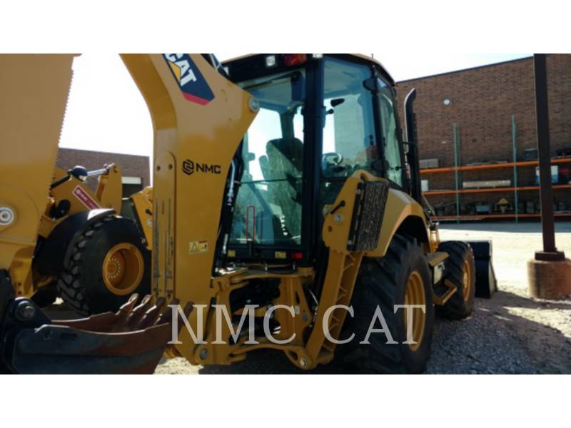 CATERPILLAR BAGGERLADER 420F2 IT equipment  photo 3