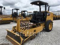 CATERPILLAR EINZELVIBRATIONSWALZE, BANDAGE CP34 equipment  photo 2