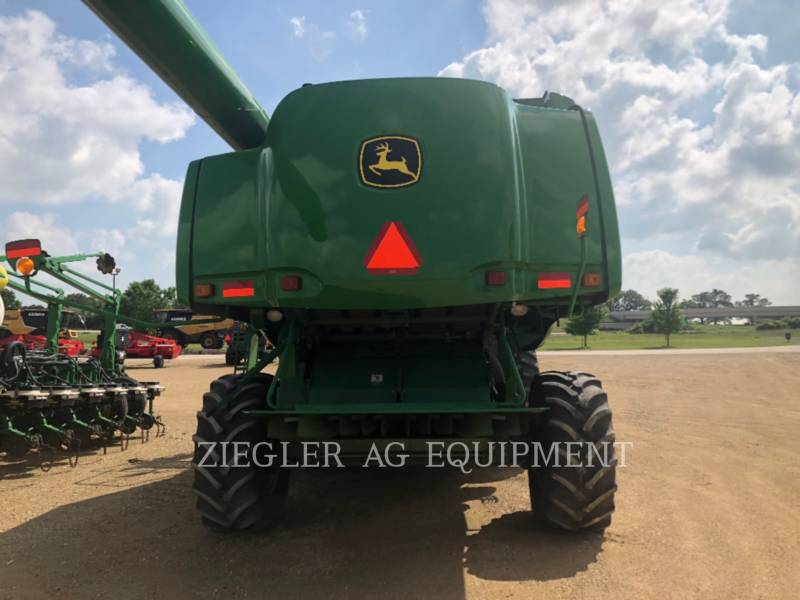 DEERE & CO. COMBINADOS 9660STS equipment  photo 5
