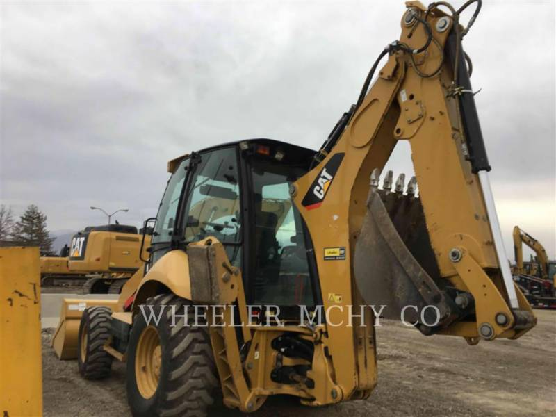 CATERPILLAR CHARGEUSES-PELLETEUSES 420F E equipment  photo 4