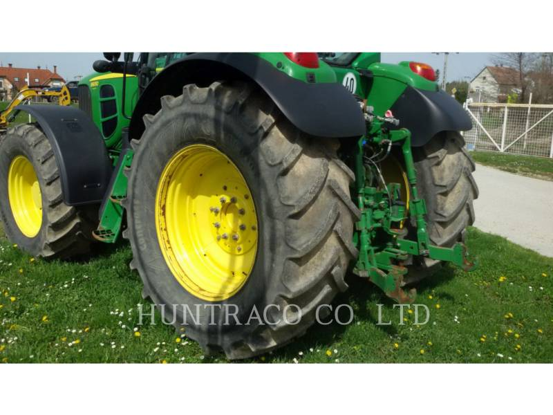 JOHN DEERE TRACTEURS AGRICOLES 6930 equipment  photo 7