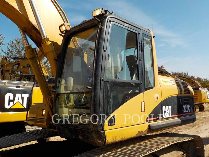 CATERPILLAR TRACK EXCAVATORS 320C L equipment  photo 2