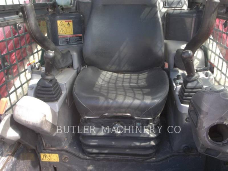 KUBOTA TRACTOR CORPORATION CHARGEURS TOUT TERRAIN SVL75 equipment  photo 5