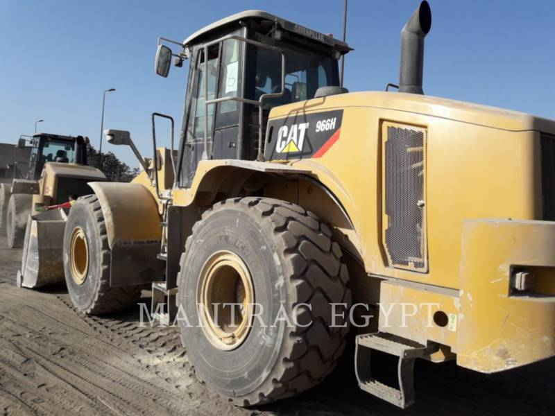 CATERPILLAR CARGADORES DE RUEDAS 966 H equipment  photo 2