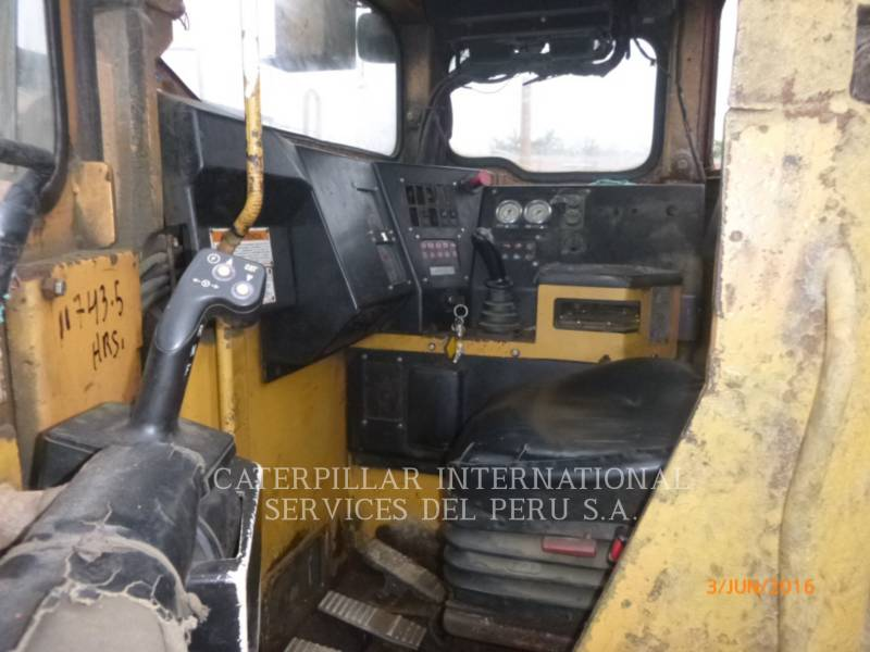 CATERPILLAR UNDERGROUND MINING LOADER R1600G equipment  photo 7