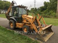 CASE BACKHOE LOADERS 580SL equipment  photo 1
