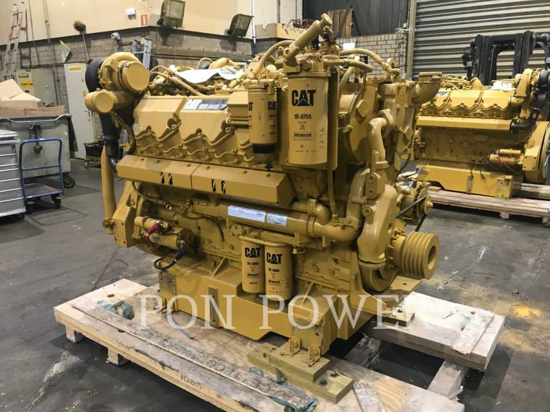 CATERPILLAR INDUSTRIE C27 equipment  photo 3