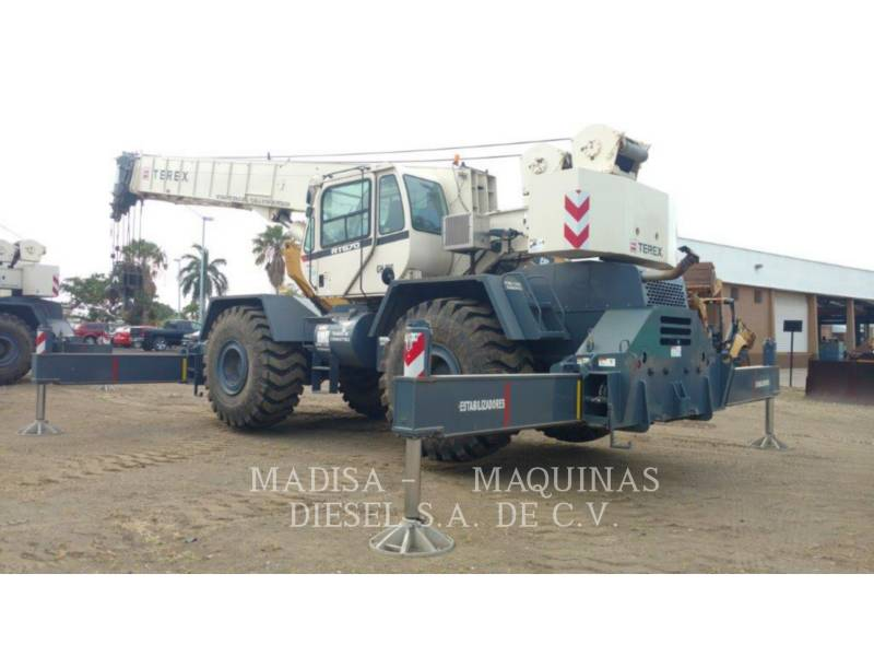 TEREX EQUIP. LTD. CRANES RT670 equipment  photo 2