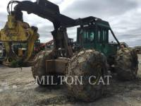 Equipment photo TIMBERJACK INC. 450 SILVICULTURA - TRATOR FLORESTAL 1