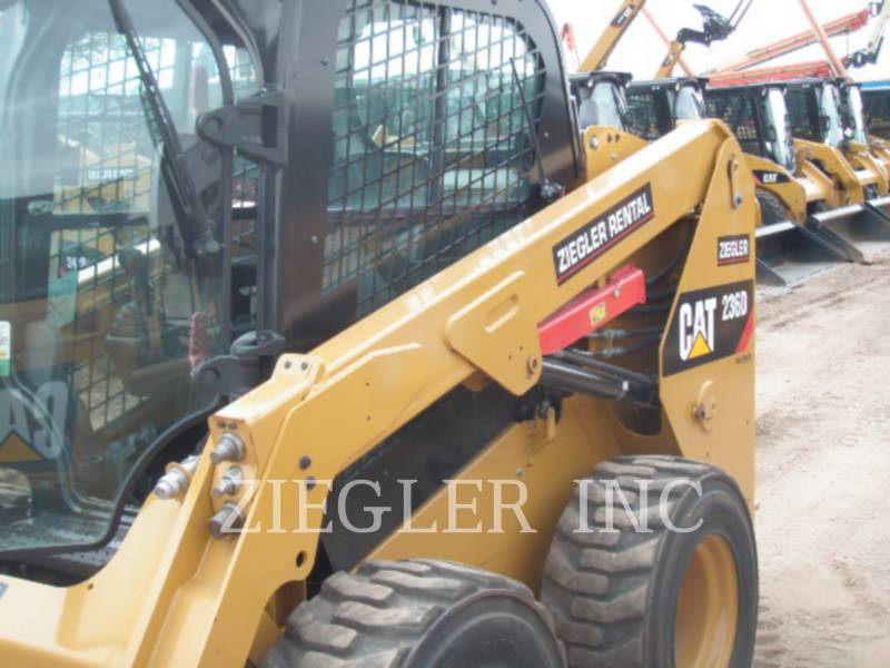 CATERPILLAR SKID STEER LOADERS 236DSR equipment  photo 3
