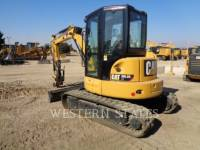 CATERPILLAR TRACK EXCAVATORS 305.5E2 equipment  photo 3