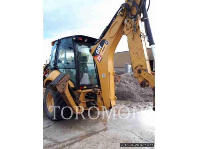 CATERPILLAR BACKHOE LOADERS 420EIT equipment  photo 4