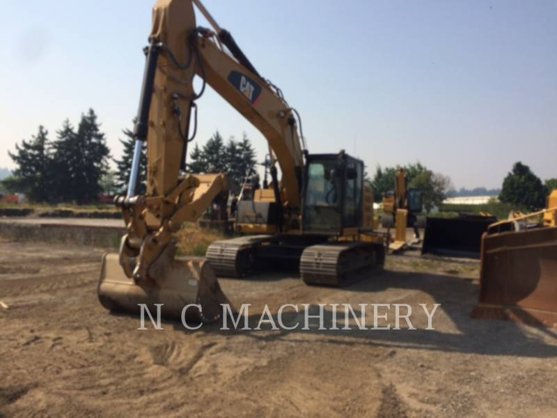 CATERPILLAR TRACK EXCAVATORS 320E LRR equipment  photo 4