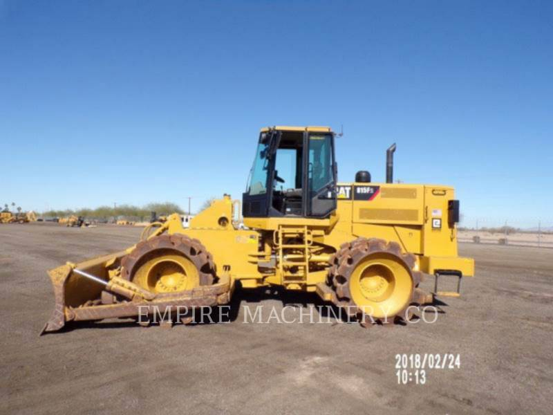 CATERPILLAR コンパクタ 815F equipment  photo 18